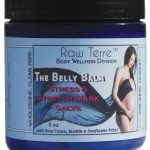 Raw Terre belly balm