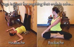 Yoga Leah
