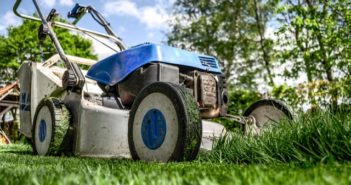 Mow, Mow, Mow Your Lawn…