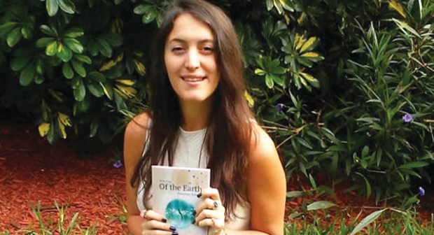 Planetary Poetry Book Released by Long Island Poet River Ripa