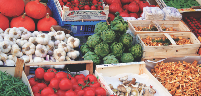 How Eating Locally Can Fight Global Warming